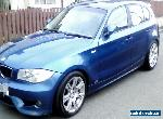 Bmw 120d m sport spairs or repairs!!  for Sale