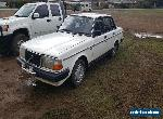 1987 Volvo 240GL for Sale