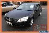 2004 Mitsubishi Lancer CH ES Black Manual 5sp M Sedan for Sale