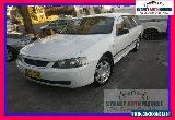 2004 Ford Falcon BA XT White Automatic A Wagon for Sale