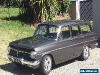 1964 EH HOLDEN STATION WAGON SUPERCHARGED V6 for Sale