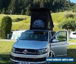 VW T6 LWB Highline Camper Van for Sale