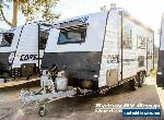 2017 Franklin Core Razor 200CAFW White & Black Caravan for Sale
