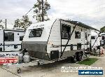 2017 Franklin Arrow 206RCL White Caravan for Sale