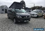 2017 Volkswagen VW Transporter T6 102 ps Pop top New Conversion Campervan  for Sale