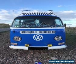 VW Baywindow Type 2 Westfalia for Sale