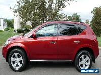 2007 Nissan Murano AWD 4dr SL for Sale