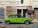 Mini Leyland S Sunshine rare 1977 collector classic for Sale
