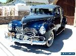 1940 DeSoto Sportsman for Sale