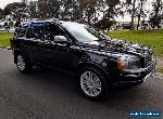 2008 VOLVO XC90 3.2 7 SEATS 4X4 SUV ALLOYS CRUISE NO RESERVE BMW AUDI MERCEDES for Sale
