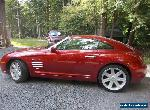2004 Chrysler Crossfire for Sale