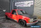 1988 CHEVROLET SILVERADO  C1500 STEPSIDE 350 /AUTO LHD for Sale