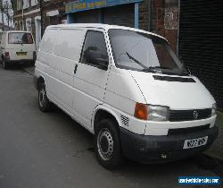vw t4 swb van 2.5 tdi for Sale