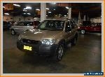 2003 Ford Escape BA XLS Champagne Automatic 4sp A Wagon for Sale