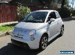 2014 Fiat 500 E Hatchback 2-Door for Sale