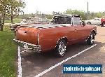 Chevrolet: El Camino for Sale