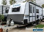 2017 Franklin Core 220CLW3BS White Caravan for Sale