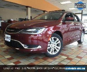 2015 Chrysler 200 Series Limited for Sale