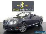 2014 Bentley Continental GT GTC Speed ($260K MSRP!) for Sale