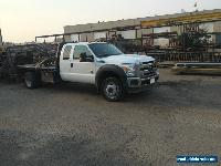 2012 Ford F-550 for Sale