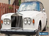Rolls-Royce: Silver Shadow Coupe.  Rare ! for Sale