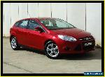 2014 Ford Focus LW MK2 MY14 Trend Red Automatic 6sp A Hatchback for Sale