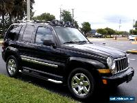 2007 Jeep Liberty Limited for Sale