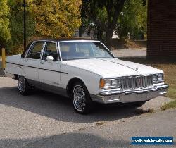 1986 Pontiac Bonneville PARISIENNE BROUGHAM for Sale