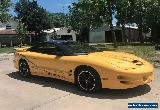 2002 Pontiac Firebird Trans Am - Collector's Edition for Sale