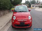 2012 Fiat 500 POP HATCHBACK 2 DOOR for Sale