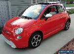 2015 Fiat 500 E Hatchback 2-Door for Sale