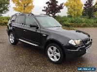 2005 BMW X3 2.5 PETROL SPORT / FULLY LOADED / TINTS / FULL LEATHER / 6 SPEED!! for Sale
