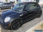 2012 Mini Cooper S 2 door - convertible for Sale