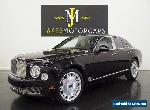 2014 Bentley Mulsanne ($364,445 MSRP)...$200,000 OFF NEW! for Sale