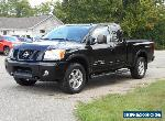 2012 Nissan Titan SV PRO-4X KING CAB for Sale