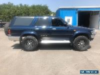 Toyota: HILUX SURF SSR-X for Sale