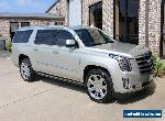 2017 Cadillac Escalade Premium Luxury 4WD for Sale