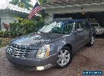 2007 Cadillac DTS NAVY BLUE CONVERTIBLE TYPE TOP! for Sale