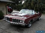 1971 Oldsmobile Cutlass Cutlass SX for Sale