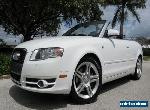 2008 Audi A4 2Dr for Sale