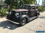 1937 plymonth  2 door coupe for Sale