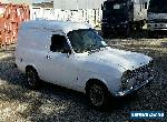 Ford Escort Mk 1 Panel Van 2.0lt for Sale