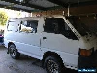 4x4 Mitsubishi Express Van 1991 for Sale