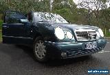 Mercedes E230 Elegance - Station Wagon - 7 Seater for Sale