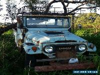 Toyota Landcruiser FJ Utility for restoration for Sale