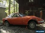 1970 Opel Opel GT for Sale