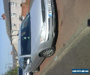 2001 FORD MONDEO ZETEC SILVER 1.8 for Sale