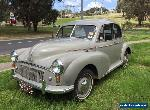 1953 MORRIS MINOR  for Sale