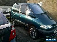 2002 Renault Espace 7 Seater No Swaps for Sale