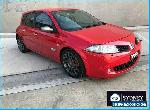 2009 Renault Megane II X84 Phase II Sport 225 Cup Hatchback 5dr Man 6sp 2.0T M for Sale